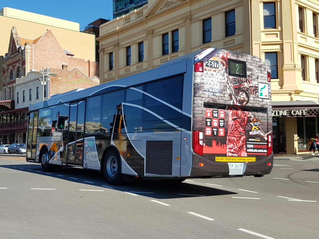 Transperth photo observation this week 3 october 9 for Bus timetable perth 85